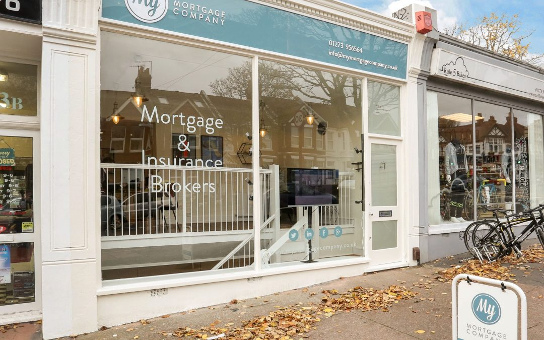Our new office in Fiveways, Brighton
